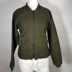 Filson S Forest Green Wool Jacket Liner